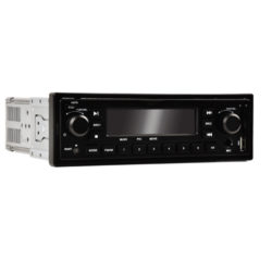 24 volt media player single din