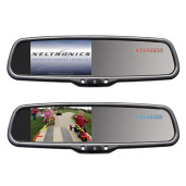 rear view mirror with radar display for XRC and 9500ci