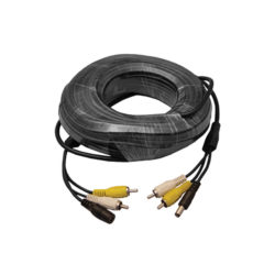 20 extension cable RCA and power