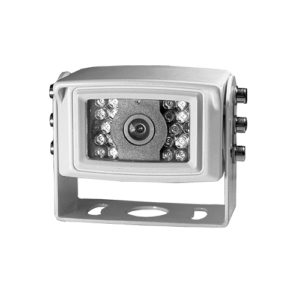 heavy duty ccd camera white