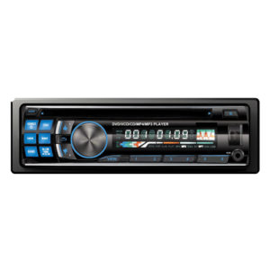 single DIN dvd player