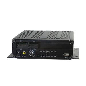 Multi-Channel DVR front