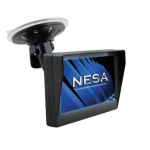 4.3 inch windscreen mount monitor