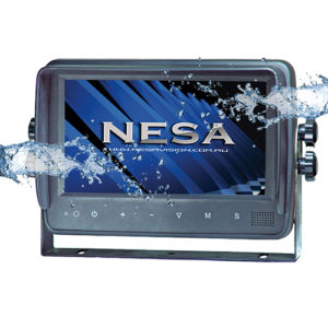 waterproof 7 inch monitor