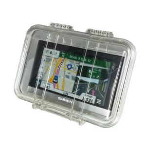 weather proof case with GPS