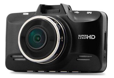 CDV-350GPS Dash cam exterior photo