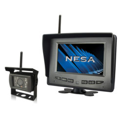 wireless camera monitor