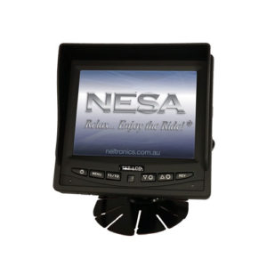 5.6 inch dash mount reverse monitor
