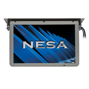 22 inch motorised bus coach monitor