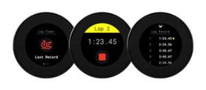 Waylens car racing lap timer