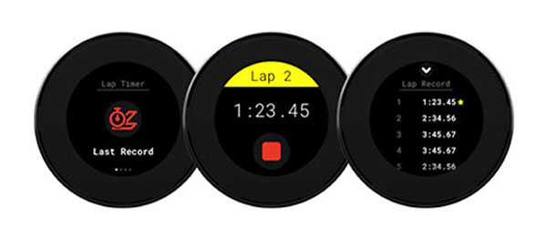 Waylens car racing lap timer