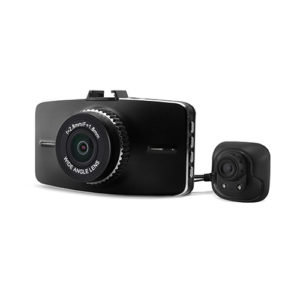 front dual camera dash cam
