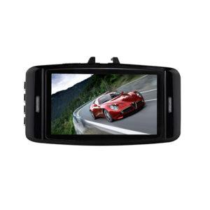 screen view dual camera dash cam