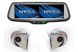 NESA CK-CCS-P73R blind spot car camera kit