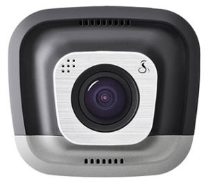 Cobra CDR855 dual dash camera lense front