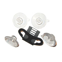 spare suction cups for windscreen mount
