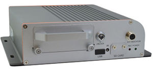 NESA DVR-4101Q vehicle video drive recorder with hard drive