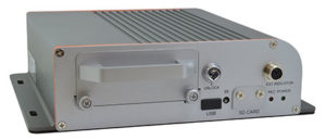 NESA DVR-4101Q drive recorder with hdd storage