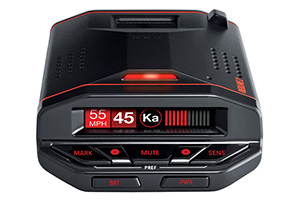 Escort Redline EX radar and laser detector for australian road use