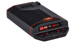 best speed camera detector the Escort Redline EX