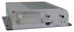 Multi channel drive recorder DVR 4101Q commercial grade unit