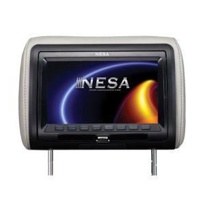 9 inch headrest dvd player from NESA