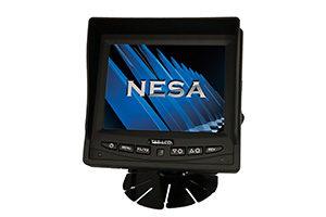 NESA NRM-564 dash mount reverse monitor