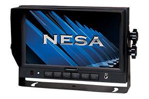 NESA NSM-7300 reverse backup monitor