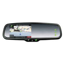 NESA NSR-N43 video windscreen monitor