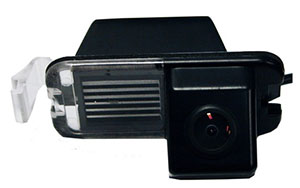 Quick fit vehicle reversing camera